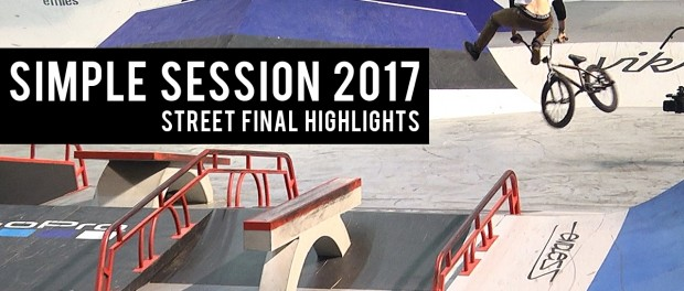 Garrett Reynolds, Reed Stark, Simone Barraco – Simple Session 2017 Street Finals