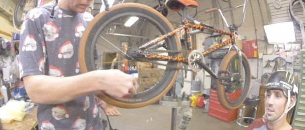 HOW TO/HOW NOT TO CHANGE A FLAT!