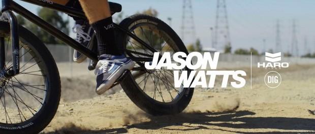 Jason Watts Haro 2017 – DIG BMX