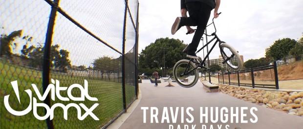 Kink Pro Travis Hughes Shreds SoCal Plazas