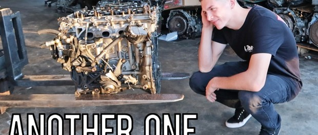 Picking up ANOTHER Engine…