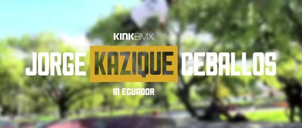 """Raw Footage of Jorge """"Kazique"""" Ceballos in Ecuador!"""