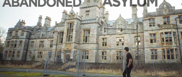 We explore a HUGE abandoned mental asylum