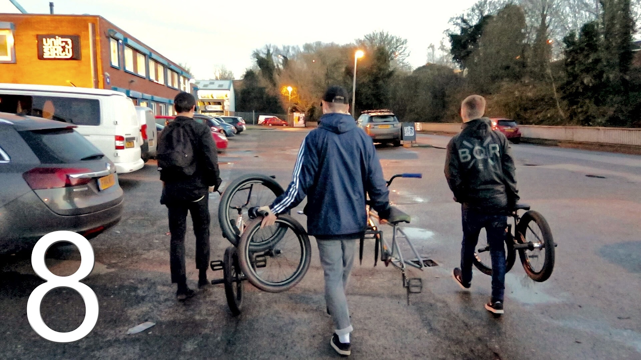 Webisode 8: Rage quitting the skatepark