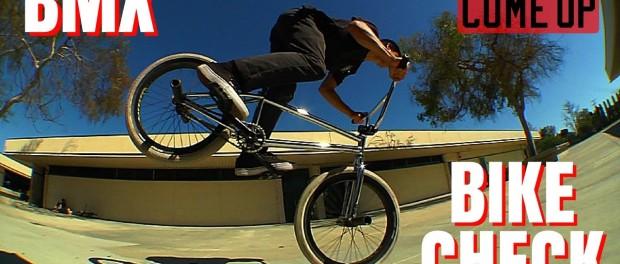 BMX BIKE CHECK – JACOB CABLE