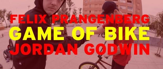 BMX GAME OF BIKE – Jordan Godwin v Felix Prangenberg – WETHEPEOPLE BMX