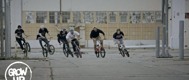 BMX / GROW UP –INTRO