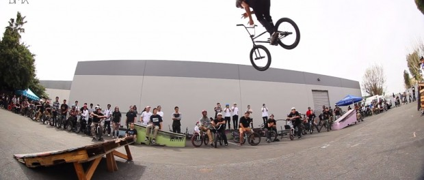 BMX MADNESS AT FULL FACTORY'S PRIVATE RAMPS!