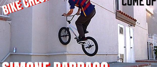 BMX – SIMONE BARRACO BIKE CHECK