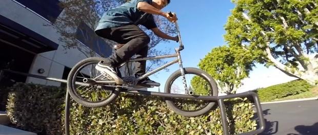 BMX Street: Riding Bikes in Long Beach California! (Raw / Webisode)