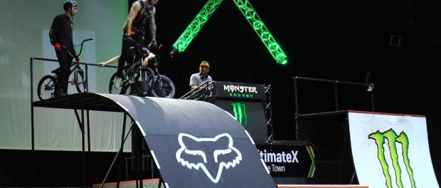 Brock Horneman's 1st Place Run from Ultimate X 2017