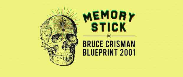 Bruce Crisman – Blueprint 2001 –  DIG BMX Memory Stick