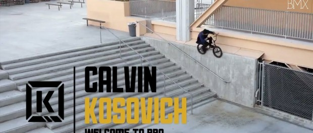 Calvin Kosovich Welcome to Kink Pro!