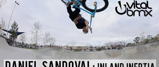 Daniel Sandoval: Inland Intertia