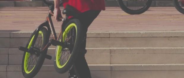 éclat BMX – The Mirage Tire