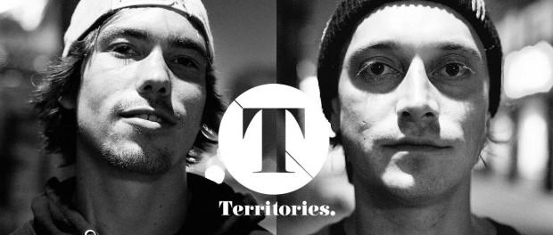 Ed Zunda & Dillon Lloyd – DIG BMX X WETHEPEOPLE Territories #1 Ep2