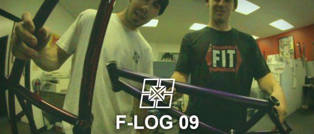 Fitbikeco. F-LOG 09 Savage Rebuild