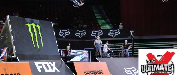 South Africa's Ultimate X – Qualifying/Finals & Best Trick