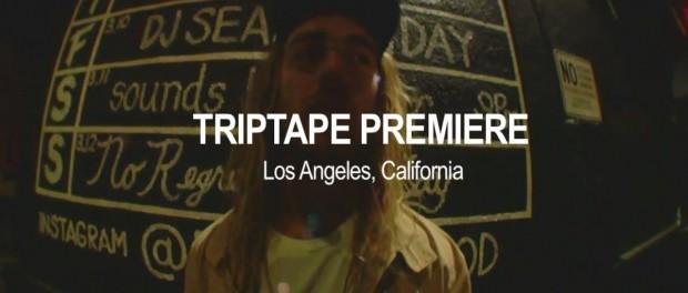 Triptape Premiere – Behind The Scenes
