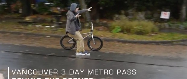Vancouver 3 Day Metro Pass – Behind The Scenes