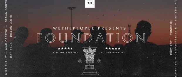 WETHEPEOPLE Foundation Out Now