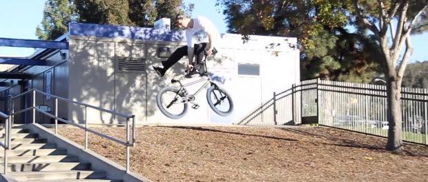 BMX / ALEC SIEMON FOR SUNDAY BIKES