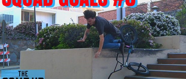 BMX – CONNOR KEATING NEW VIDEO PART IN THE WORKS
