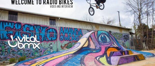 Brian Fox: Welcome to Radio Bikes