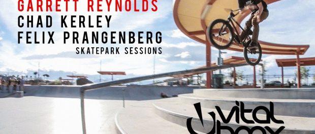 Enarson, Reynolds, Kerley, Prangenberg – Skatepark Sessions