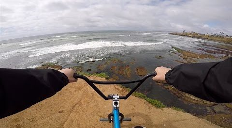 Enjoying the Best Skateparks and Beaches in San Diego! (BMX)