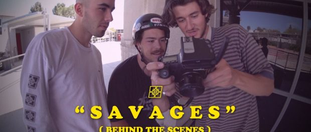 """Fitbikeco. """" S A V A G E S """" (Behind the Scenes)"""