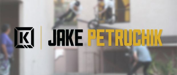 JAKE PETRUCHIK CASUAL STYLE AND FLOW  – KINK BMX