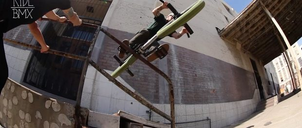 JAKE SEELEY – HOMIE SESSIONS – RIDE BMX