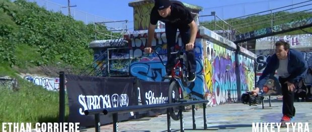 Mikey Tyra VS Ethan Corriere Subrosa Game of R.A.I.L. Round 1