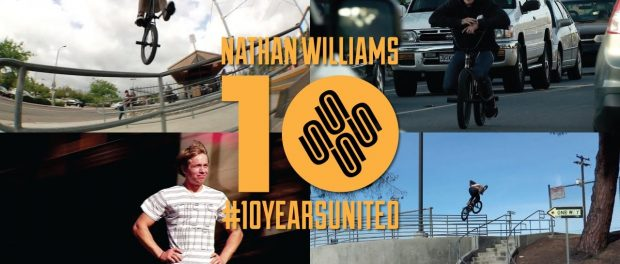 Nathan Williams – 10 Years United