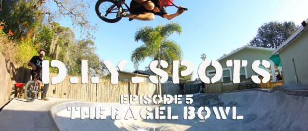 The Bagel Bowl – Profile X DIG BMX – DIY Documentary Series Ep5