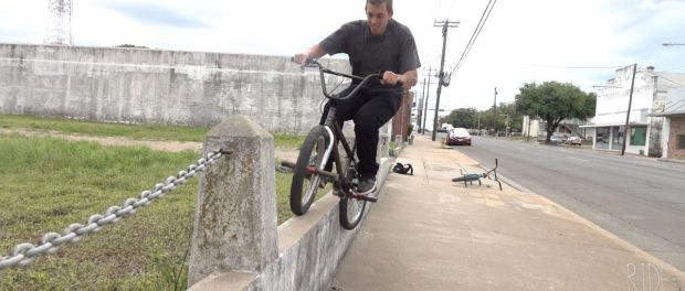 THE REAL WAY TO USE BMX PEGS