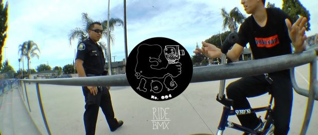 BMX – BANNED FROM THE MALL w/ JOHNNY ATENCIO || E-LOG 004