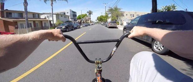 BMX BIKE RIDING in Long Beach, California