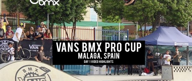 Day 1 Highlights at Vans BMX Pro Cup: Spain