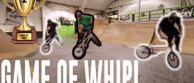 BMX GAME OF WHIP!