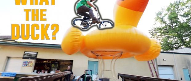 BMX OBSTACLE COURSE CHALLENGE!