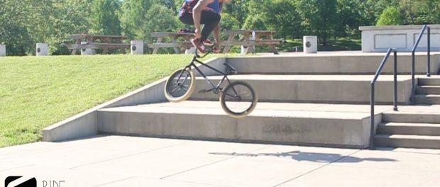BMX – SHANE WESTON WELCOME TO STOLEN