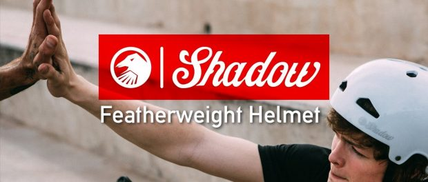 Introducing the new Shadow Featherweight In-Mold Helmet