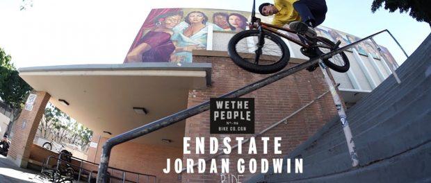 """JORDAN GODWIN – WETHEPEOPLE BMX – """"ENDSTATE"""""""