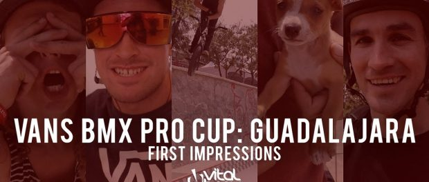 Vans Pro Cup in Mexico! First Impressions of the Guadalajara Park