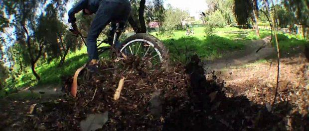 VOLUME BMX: Sledgehammer Klunker In Action