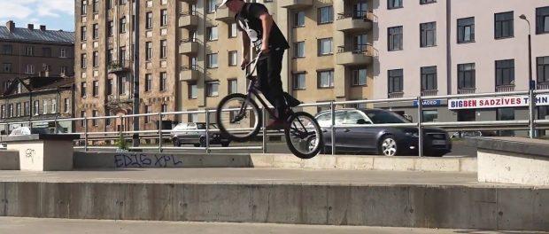 WETHEPEOPLE BMX: Marek Kuhalskis X PAR BMX