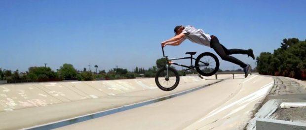 BMX – SUPERMAN MIKE STAHL!!!