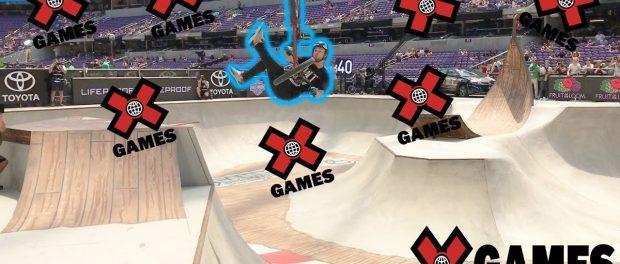 INSANE BMX / SKATE / MOTO at XGAMES!
